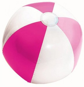 Sweet 16 Beach Ball Decoration