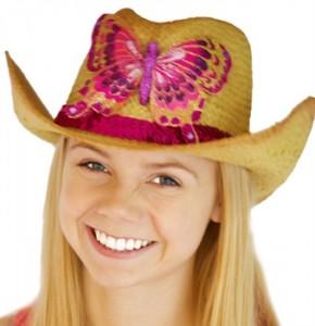 Sweet 16 Western Hat