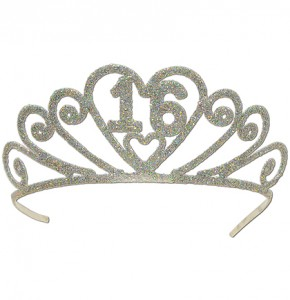 Princess Sweet 16 Tiara